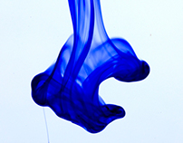 Diffusion :: Ink in Water :: Aesthesia Brand Imagery