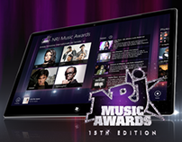 NRJ MUSIC AWARDS WINDOWS 8.1