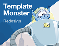 TemplateMonster — 2013 redesign