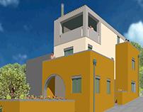 Summer house -Lefkada Island