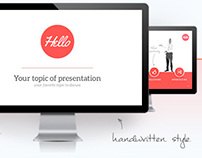 Hello Powerpoint - Multipurpose Presentation Template