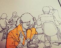 Pen Drawing 2.