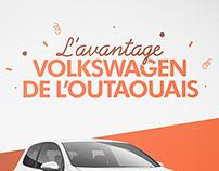 Volkswagen print ads