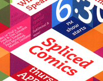 Spliced Comics