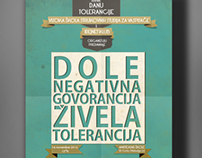 International Day of Tolerance 2013 - Poster
