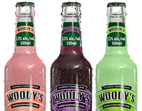 Woody's Vodka Coolers