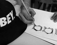Typographie #1 - Blackletter