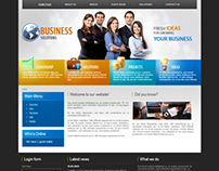 Business Company Joomla Template