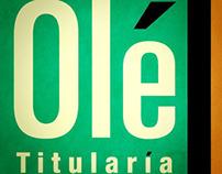Olé Titularía