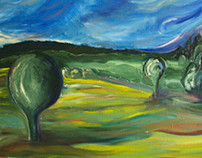 Landscapes from Studio