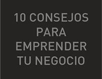 10 Consejos para emprender tu negocio