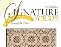 Signature Scraps quilt pattern