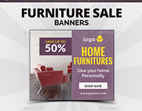 Furniture Sale Banners