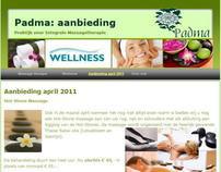 Padma Massagetherapie / Wellness te  Almere