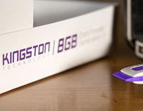 KINGSTON TECHNOLOGIES REBRANDING & PACKAGE DESIGN