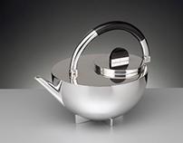 Tea Pot by Marianne Brandt