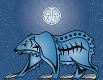 Spirit Bear - Print