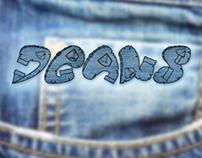 Jeans Typeface
