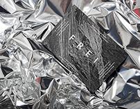FREI – Infoflyer für eine Fotografieausstellung