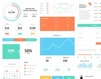 Infographix / UI kit