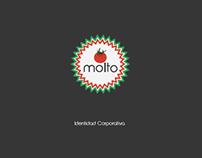 Identidad Corporativa MOLTO