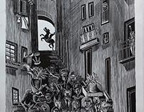 Rua dos Fragileiros