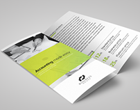 Tri-Fold Brochure 20