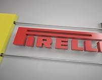 Pirelli// Animación Logo