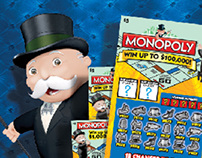 Monopoly Scratchers