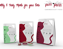 Purr Purr - Packaging