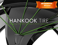 Hankook Tire Competition - Eco-Friendly Tire Concept