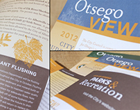 City of Otsego Newsletters