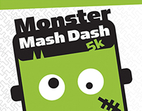 City of Otsego Monster Mash Dash 5k