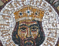 Mosaic artwork - Christian Art