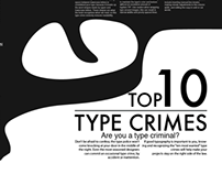 Top10 Type Crimes