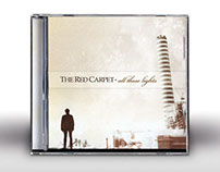"""THE RED CARPET, """"All These Lights"""", album artwork"""