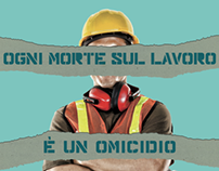 Safety at work 2013 posters + campaign