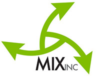 Mix Inc Logo Design