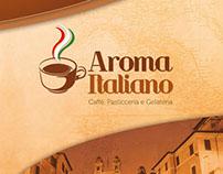 Aroma Italiano Company Brochure