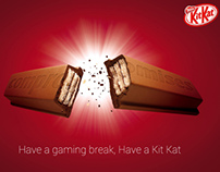 JWT Kitkat Brief - The Gaming break