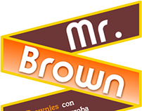 Mr Brown Triptico