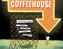 Underground Coffeehouse Poster
