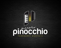 Identidade Visual - Maestro Pinocchio