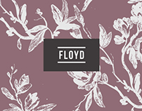 FLOYD Wine Branding & Packaging