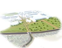 Green masterplanning: Pedestrian Protocol