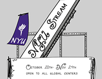 NYU Stream video competition design