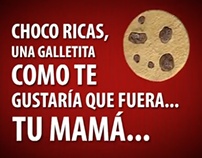 Mother Spot for the Chocoricas campaign