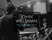 John Welsman