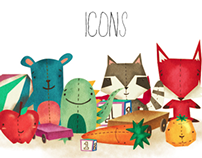 A Little Bundle - Icons