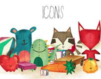 A Little Bundle - Icons